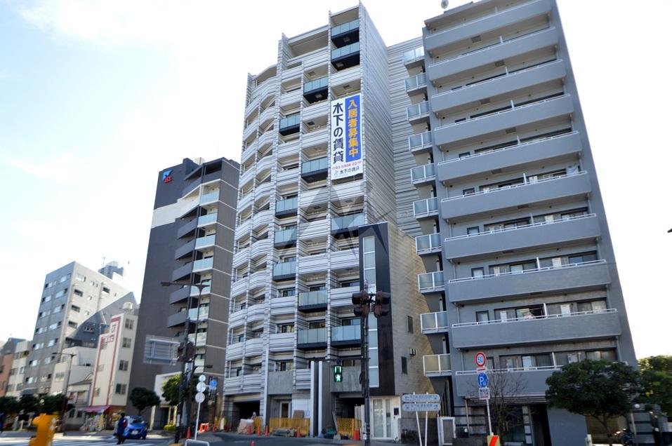 「プレール・ドゥーク東新宿Ⅲ」の画像検索結果